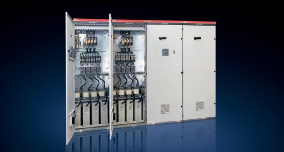 Принцип работы автоматической конденсаторной установки АКУ