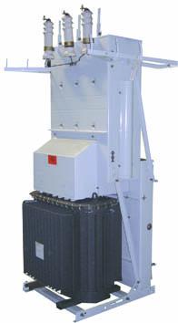 КТПНД мощностью 40…160 кВА