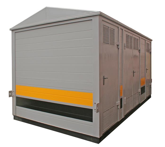 Комплектная трансформаторная подстанция в утепленной оболочке КТПУБ и 2КТПУБ