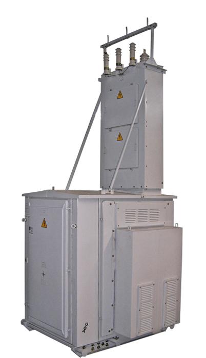 КТПТАС мощностью 630 кВА