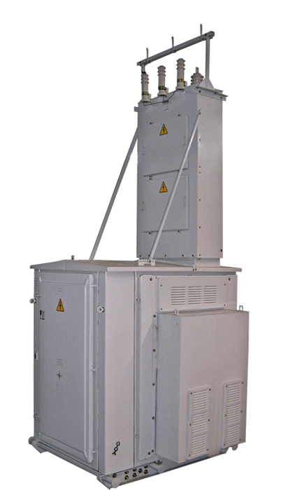КТПТАС-М, КТППАС-М мощностью 630 кВА