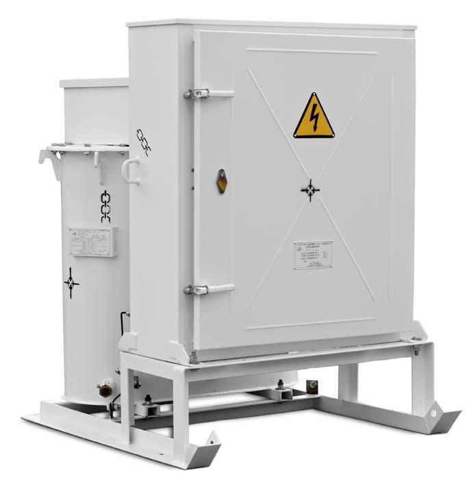 КТПТО – 80-11-У1 для термообработки бетона и грунта
