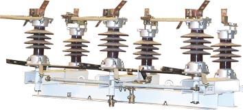 РАЗЪЕДИНИТЕЛИ внутренней установки типа РВ и РВЗ с приводами