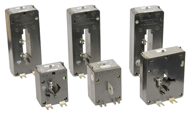 Измерительные трансформаторы тока ТОП-0,66 и ТШП-0,66 классов точности 1; 0,5; 0,5S; 0,2; 0,2S
