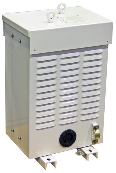Трансформаторы серии ТСЗР (трехфазные, сухие, защищенные, разделительные)