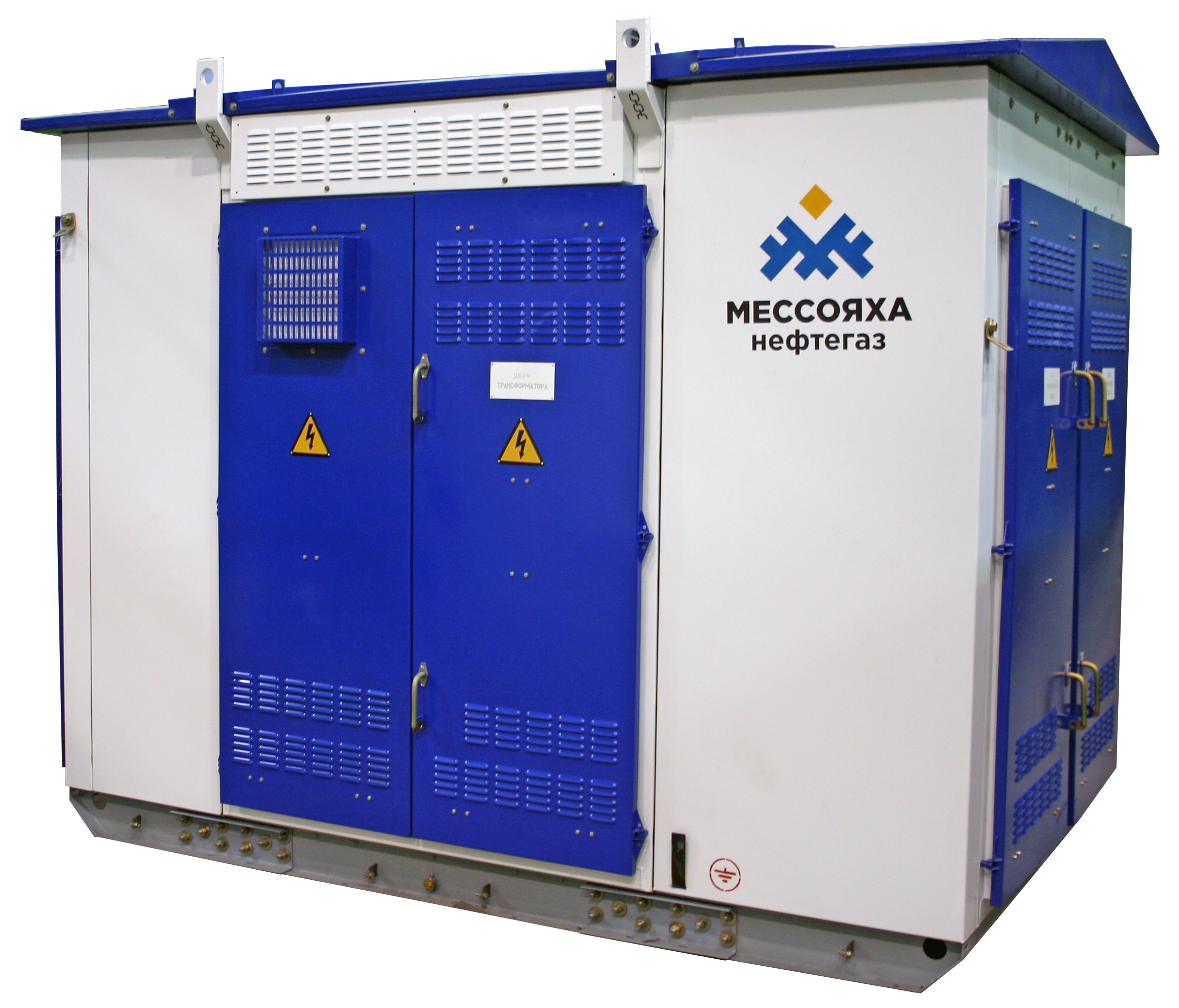 КТПТ-К «контейнерного» типа для нефте- газового комплекса