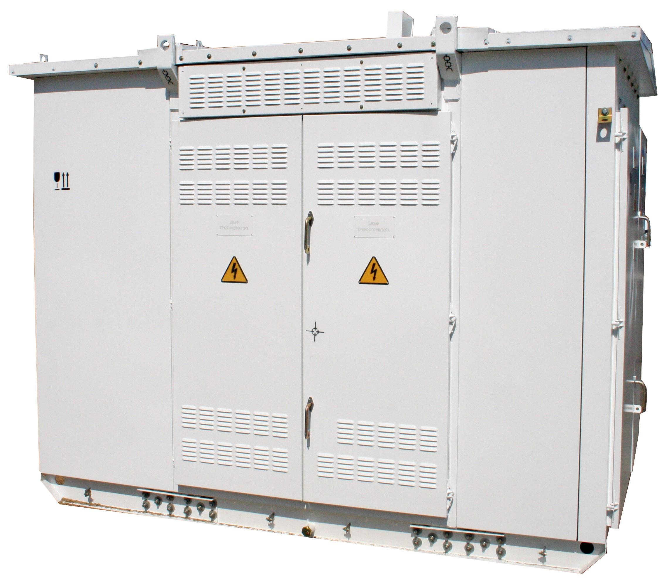 КТПТ-К и КТПП-К контейнерного типа мощностью 63 … 1000 кВА